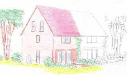 Großzügige Doppelhaushälfte in ruhiger und zentraler Lage in Bensheim Kernstadt