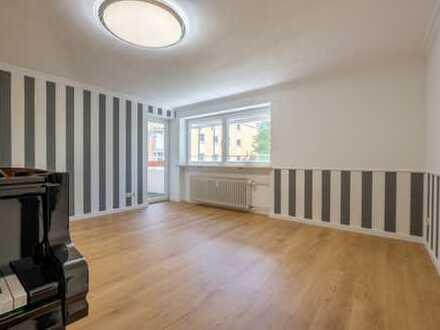 Ideal für die ganze Familie: Außergewöhnlich geschnittene 5,5-Zimmer-Wohnung!