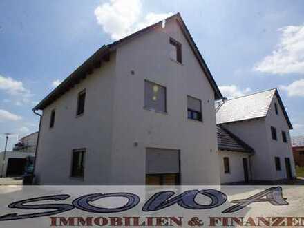 Neuwertiges Haus mit Garten und großer Wohnfläche in ruhigem Siedlungsgebiet in Ingolstadt-West n...