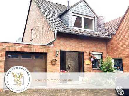 R E S E R V I E R T Doppelhaushälfte mit Garage und Garten nach Wohnungseigentumsgesetz