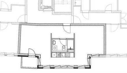*Erstbezug ab 02/2020* 1.5 Altstadt Spandau, 1 Zimmer Neubau, Fußbodenheizung, Balkon