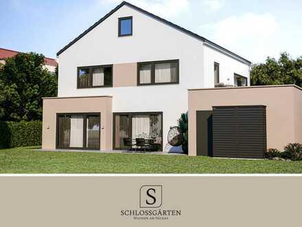 SCHLÜSSELFERTIG - großzügiges Einfamilienhaus in Massivbauweise mit sonnigem Garten