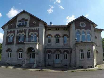Hochwertige Büroflächen im ehemaligen Bahnhofsgebäude Bad Gandersheim