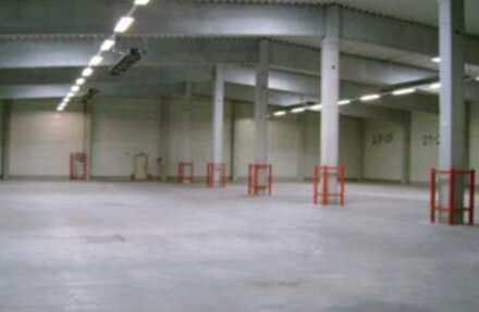 """""""BAUMÜLLER & CO."""" ca. 2.000 qm Hallenlager - Sofort Verfügbar"""