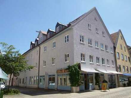 2-Zimmer-Wohnung in der Schongauer Altstadt