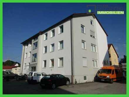 Großzügige Büro-/Gewerberäume im EG und 1. OG in Krumbach zu vermieten.