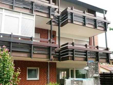Große 4 Zimmer-Maisonette-Wohnung mit Süd-West-Balkon in Dossenheim