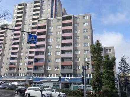 Für Kapitalanleger: vermietetes 1-Zimmer-Appartement zentral in Fulda. PROVISIONSFREI !