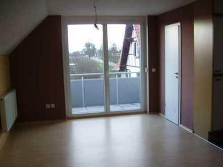 Schöne 2-Zimmer-Dachgeschosswohnung in Bondorf