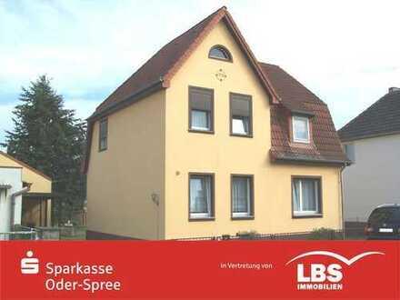 Attrakives Ein- oder Zweifamilienhaus in Fürstenwalde-Süd