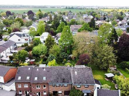 3-Zimmer in Köln-Lövenich, große Dachterrasse und TG-Stellplatz, Eigennutzung oder