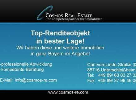 ** Werthaltiges Altbau-Mehrfamilienhaus im Zentrum von Nürnberg - DG-Ausbau möglich**