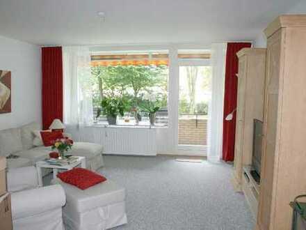 Klasse: Achterdiek! großzügige 3 Zimmer-Wohnung + Balkon mit besonderer Aufteilung.....