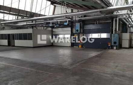 Produktions-/Lagerhalle zu vermieten!