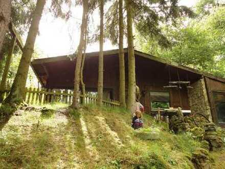 Wochenendhaus im alten Weinberg, voll ausgestattet
