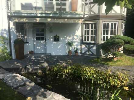 Gepflegte 2-Zimmer-Wohnung mit Terrasse und Einbauküche in Schiltach