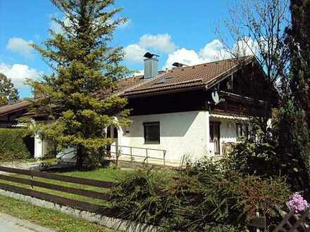 Einfamilienhaus mit Garage auf Erbbaurecht in Oberaudorf