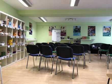 Großzügiges Büro oder der perfekte Schulungsraum in Citynähe