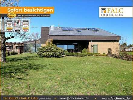 Architektenhaus mit großem Grundstück und vielen Möglichkeiten - FALC Immobilien Öhringen