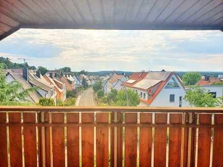 Renovierte, helle Wohnung in bester Lage von Bubenreuth