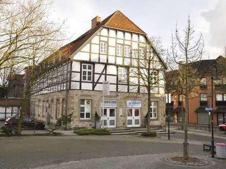 Arbeiten im Fachwerkhaus Büro / Praxen, vieseitige Nutzung möglich von 160 bis ca. 380qm.