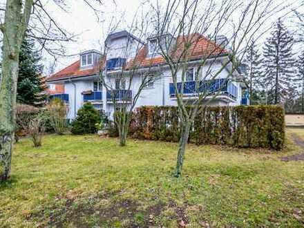 Exklusive Wohnung in Moritzburg