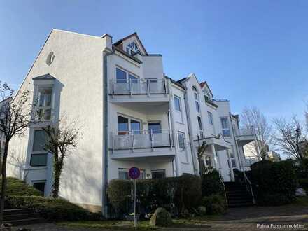 Bingen, einzigartige Traumwohnung mit 3 Zimmer Wohnung und 2 Balkonen