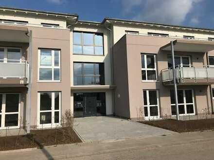 Moderne zentrale 3- Zi. Neubauwohnungen