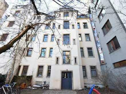 Eigentumswohnung im Szene-Viertel direkt am Alaunpark