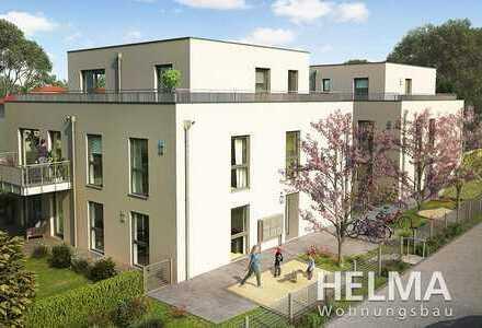 Hervorragende 3-Zimmer Wohnung mit schöner Terrasse und privatem Garten