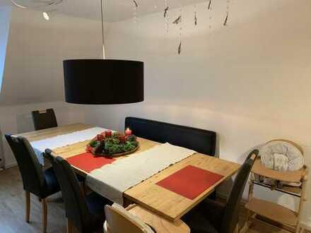 Attraktive 4-Zimmer-Maisonette-Wohnung mit Balkon und EBK in Memmingen