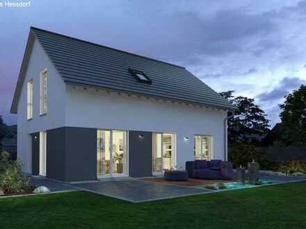 Wunderschönes, großzügiges Einfamilienhaus inkl. Grundstück + KfW gefördert!