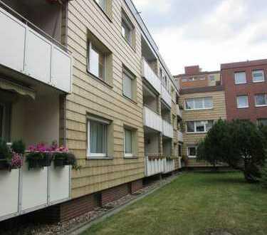 Helle, gepflegte, zentral gelegene 3-Zimmer-Wohnung mit Garage im OT Egestorf