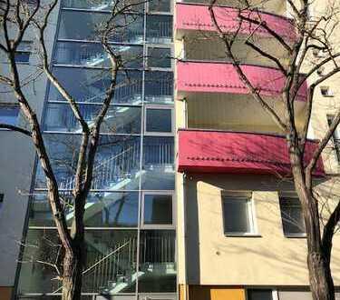 Vollständig renovierte 2-Zimmer-Wohnung mit Balkon und Einbauküche in Frankenthal (Pfalz)