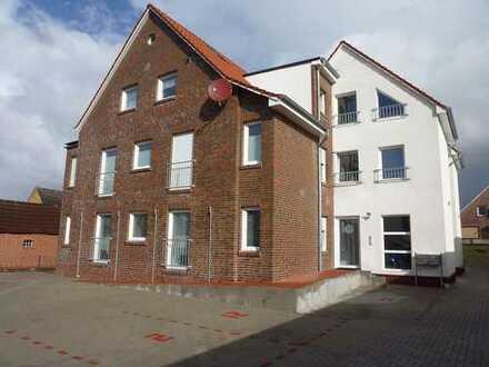 Eigentumswohnung - modern möbliert - in Carolinensiel