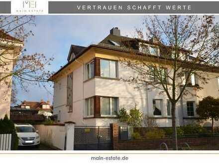 Großzügige Doppelhaushälfte mit Stadtvillen-Charme in begehrter Neu-Isenburger Wohnlage