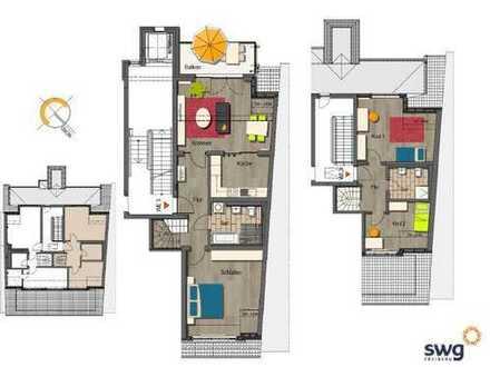 4 Zimmer Apartment - Individuell.Mondern.Zentrumsnah