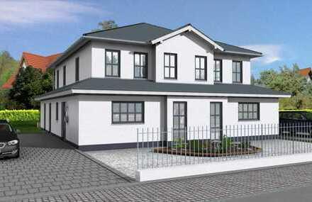 KR-Forstwald-Exklusives Doppelhaus in freier Planung - Topp Lage - 132m²/Wärmepumpe/FBH!