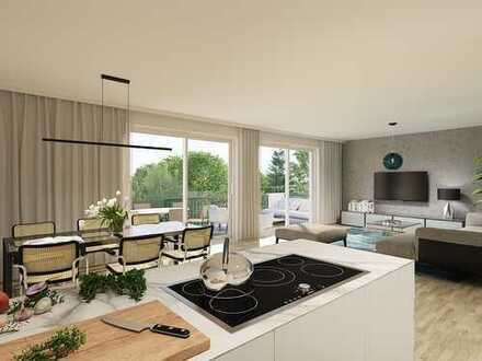 Lichtdurchflutete Penthousewohnung mit Terrasse und tollem Rundumblick in schönster Umgebung