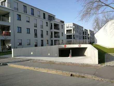 Erstbezug mit EBK und großer Terrasse: exklusive 3-Zimmer-Penthouse-Wohnung in Weil am Rhein-Zentrum