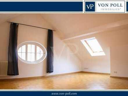 Dachgeschosswohnung mit loftähnlichem Charakter in charmantem Gründerzeithaus in Trier Euren