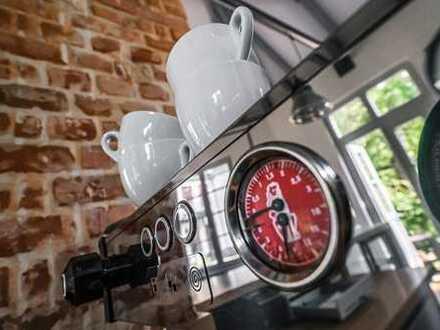 Historisch. Denkmalgeschütztes und hochwertig saniertes Café