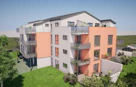 Schicke 3-Zimmer-Eigentumswohnung (NEUBAU) in Reinhausen, KfW 55 Standard