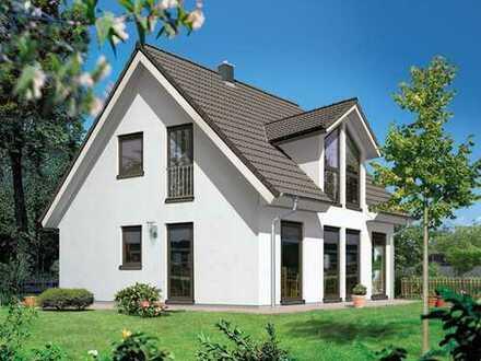 *Sonniges Baugrundstück *Haus mit vielen Extras * Ausbauhaus inkl. Bodenplatte* s