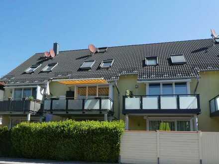 Traumhafte 4-Zimmer-Maisonetten-Wohnung mitten im Geschehen von Olching