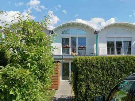 ! Schöner als eine Wohnung ! Einfamilienreihenhaus mit Anbaumöglichkeit in Düsseldorf Heerdt