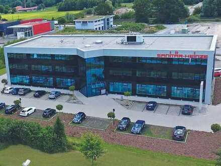 """Hochwertige Büro-Einheit mit verkehrsgünstiger Lage im Gewerbegebiet """"Am Oberfeld"""""""