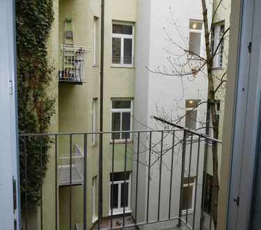 Kapitalanlage - Altbau 3 Zimmer in Toplage Maxvorstadt Amalienstraße