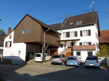 Urtümliches Markgräfler Winzerhaus