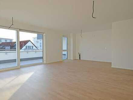 Erstbezug! Moderne Penthouse Wohnung mit großer Dachterrasse in Leinfelden-Echterdingen